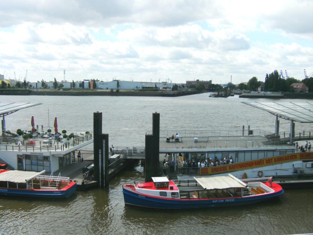 Interrail #Hamburg