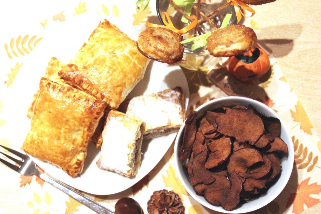 Hallo Herbst: Süße Snacks