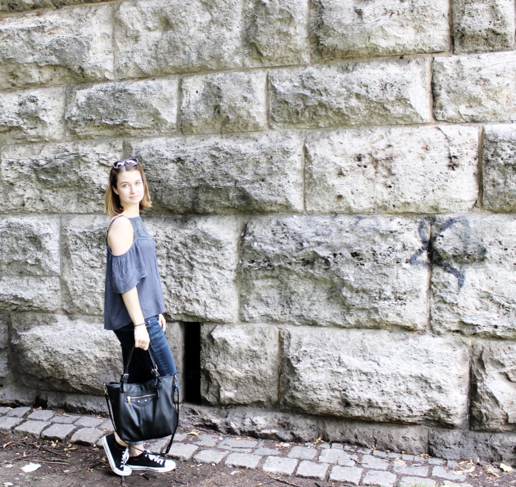 Outfit: Casual Street Style Köln