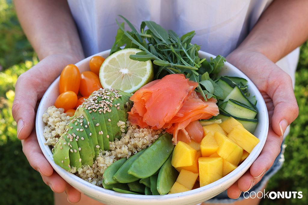 Gastbeitrag von Cookonuts: Rainbow Buddha Bowl