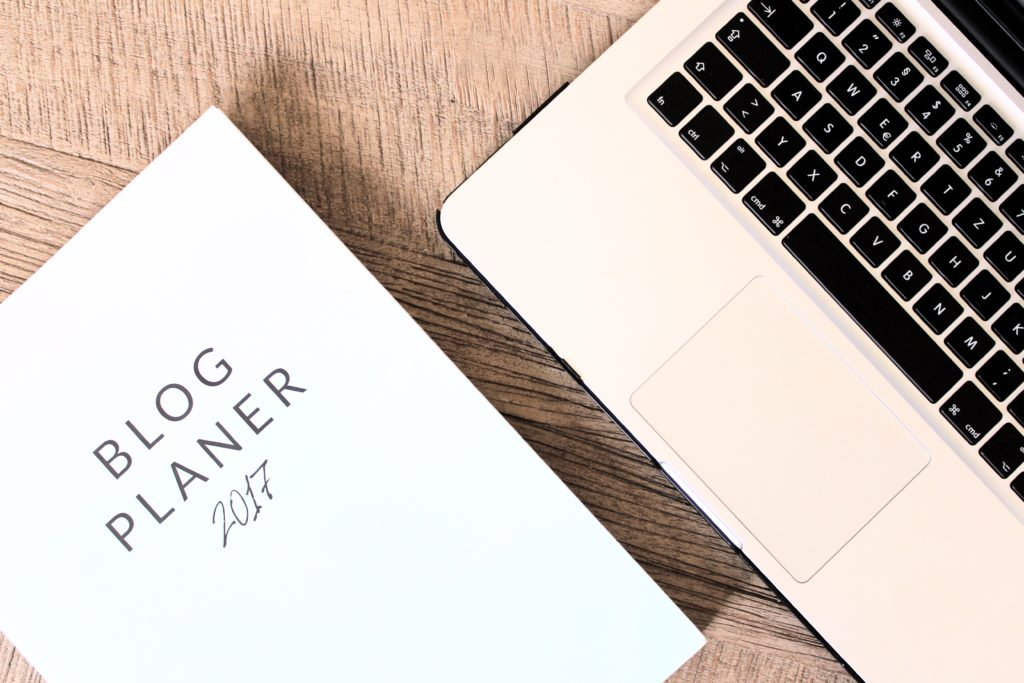 Wie ich für meinen Blog vorausplane #Blogplanung