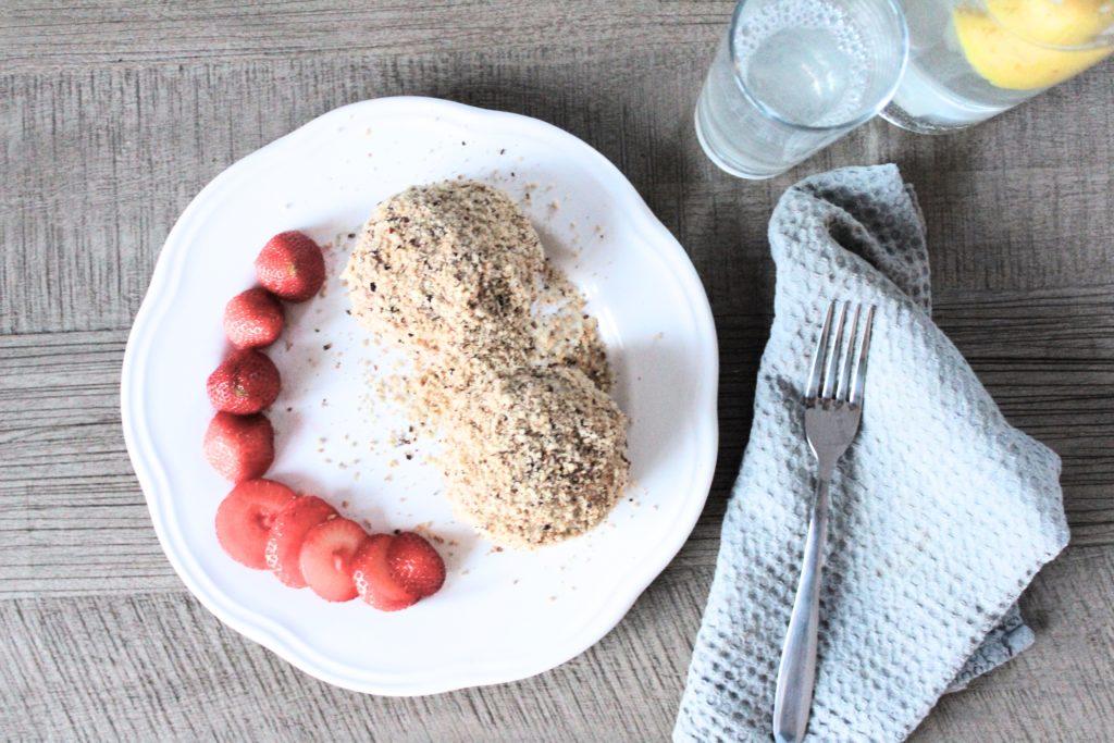 #1 What I eat in a day (und gsundes Marillenknödelrezept)