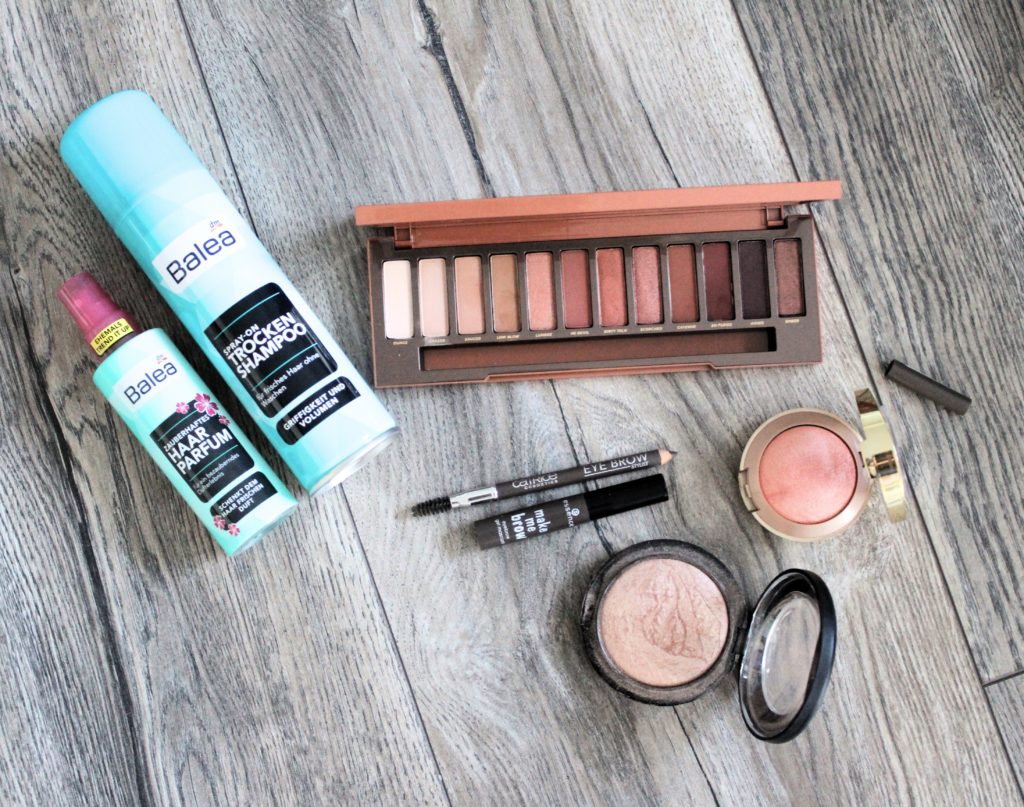 Monthly Beauty Favorites August17