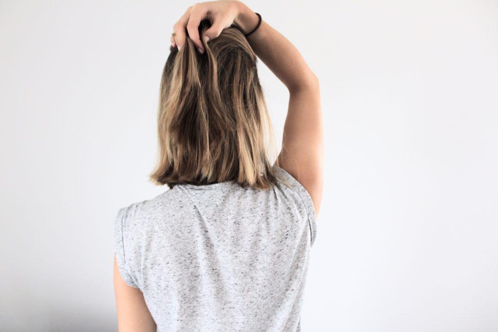 Gesunde haare schneiden