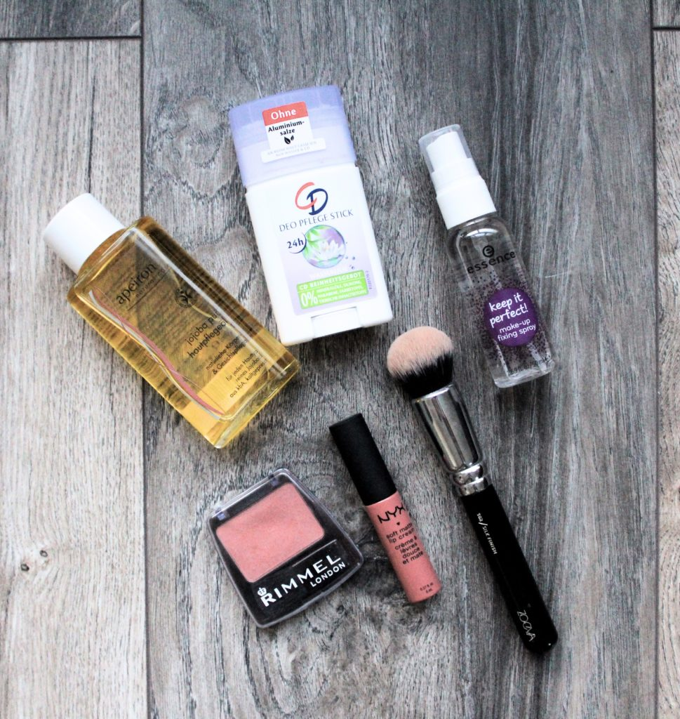 Monthly Beauty Favorites September17