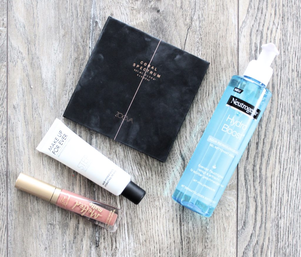 Monthly Beauty Favorites Oktober17