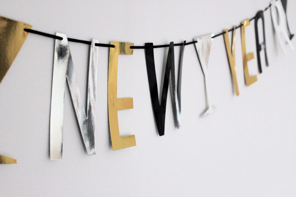 Hallo neues Jahr!