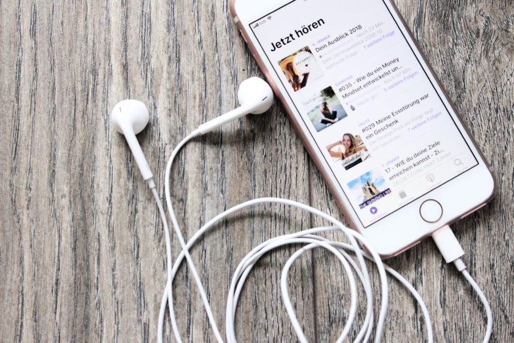 Meine liebsten Podcasts