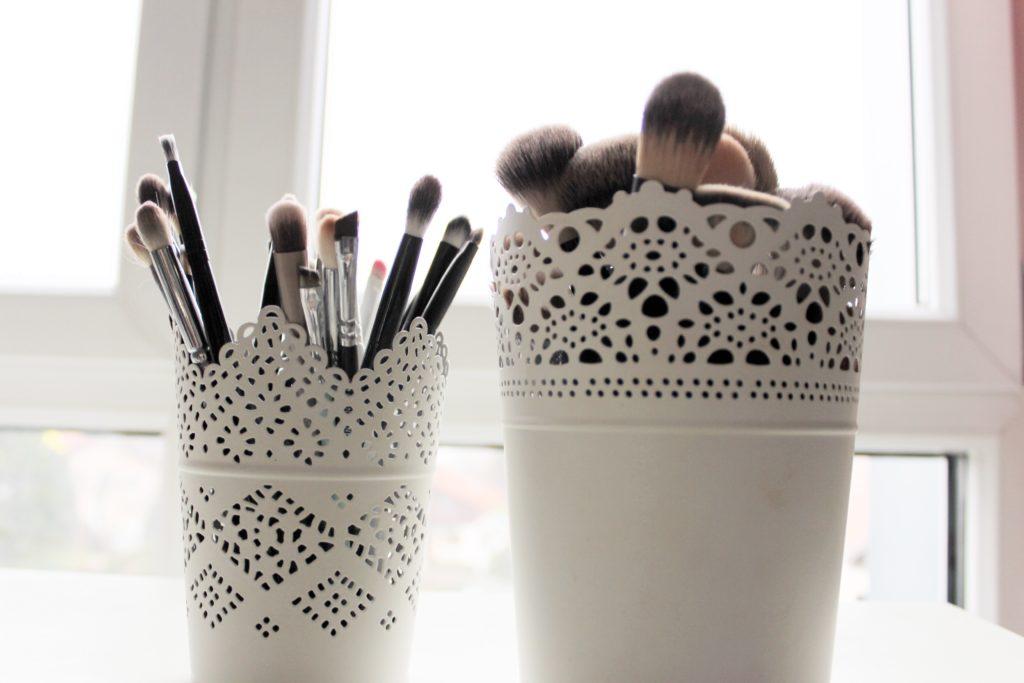 Wie ich mein Make-up organisiere