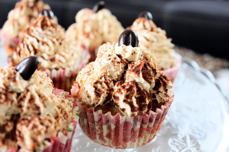 Tiramisu Cupcakes und warum ich Buttercremes nicht mag